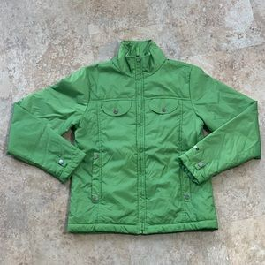 Women's Sm Burton Green City System Jacket